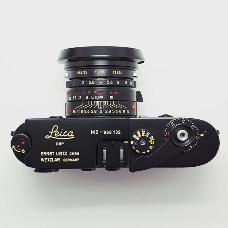Chanson Camera — japancamerahunter:   Old meets new. Matte black,...