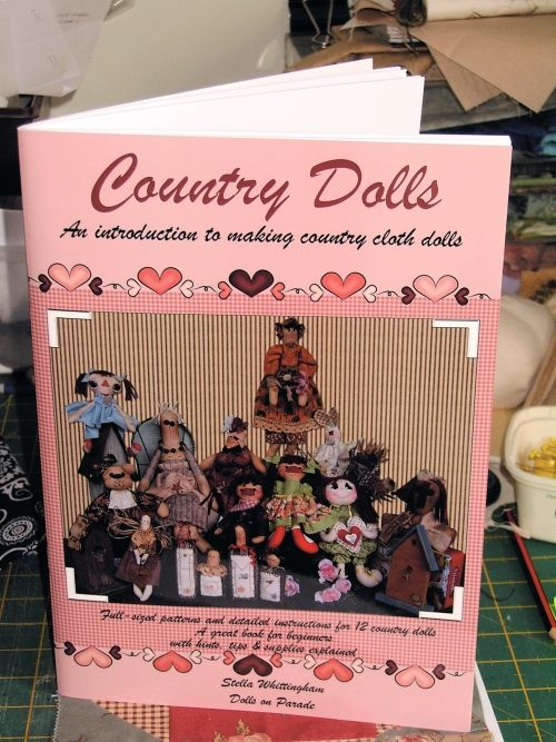 Doll making for the beginner.