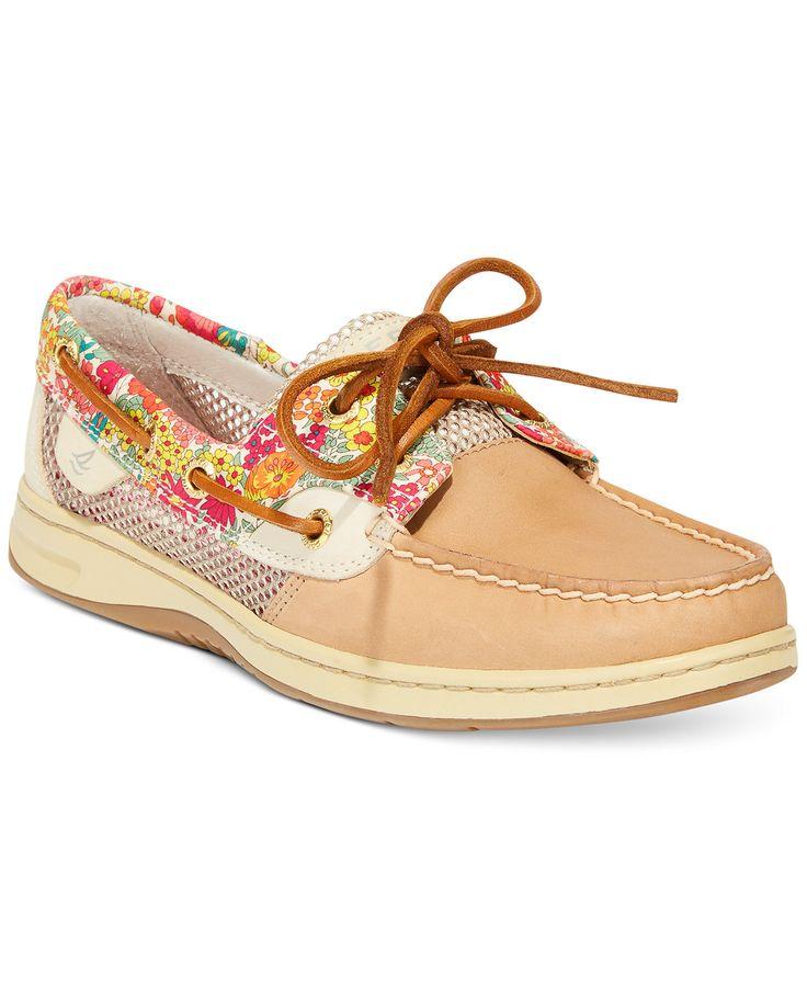 Macys Deck Shoes Women