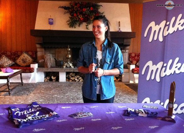 Elena Curtoni - Milka Ski Team    http://news.mondoneve.it/elena-curtoni_4319.html