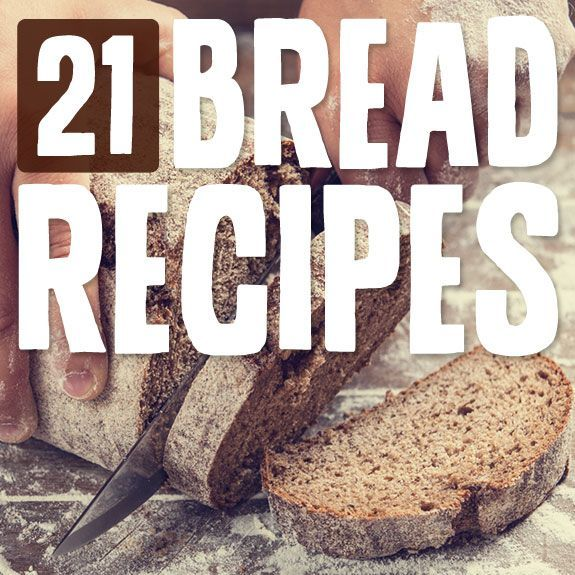 21 Paleo Bread Recipes