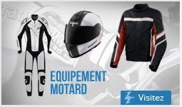 Équipement motard : Retrouvez notre sélection de blousons hommes et femmes
