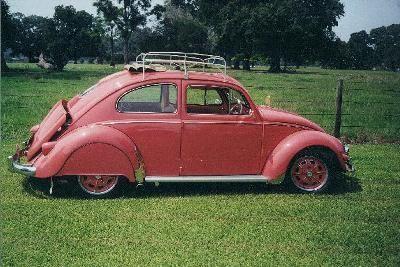 Custom Fender Skirts for VW | Car, 1957 Volkswagen Beetle for sale in Lafayette, Louisiana, Ad ...