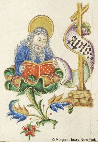 Missal, M.450 fol. 164v - Images from Medieval and Renaissance Manuscripts - The Morgan Library & Museum