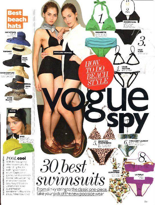 Vogue UK june 2011