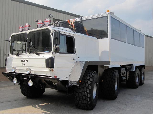 Mobile Survival Vehicle : Best cool survival preparedness gadgets tech