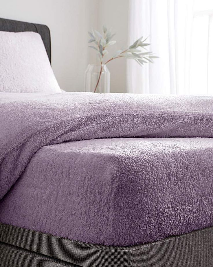 Supersoft Cuddle Fleece Fitted Sheet In 2021 Fitted Sheet Fleece Supersoft