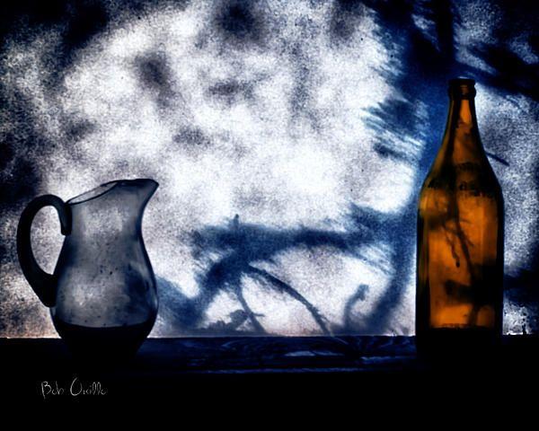 One Red Bottle - Original fine art film photography by Bob Orsillo.  Copyright (c)Bob Orsillo / http://orsillo.com - All Rights Reserved.  Buy art online.  Buy photography online http://boborsillo.com