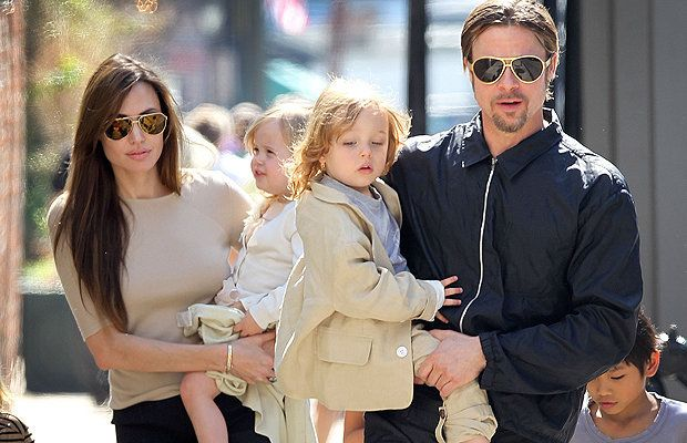 Why Brad and Angelina's #wedding was the ultimate gift to their children: http://verilymag.com/brad-pitt-angelina-jolie-wedding/