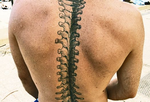 A new biomaterial that changes from a liquid to a gel after injection may stop or reverse the degeneration of spinal discs, researchers say.