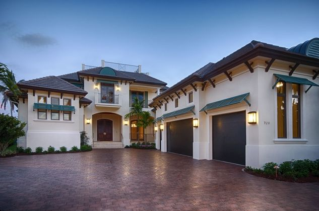 Best Naples Luxury Home Blog Transitional Home Exterior 640 x 480