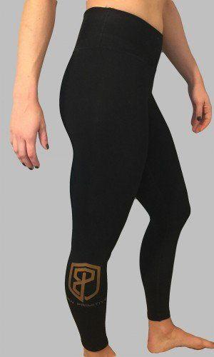 FitnessSanctum.com ---NEW--- Essential CrossFit Capri Leggings 2.0 from Born Primitive-- $50--(fitnessssanctum.com...)