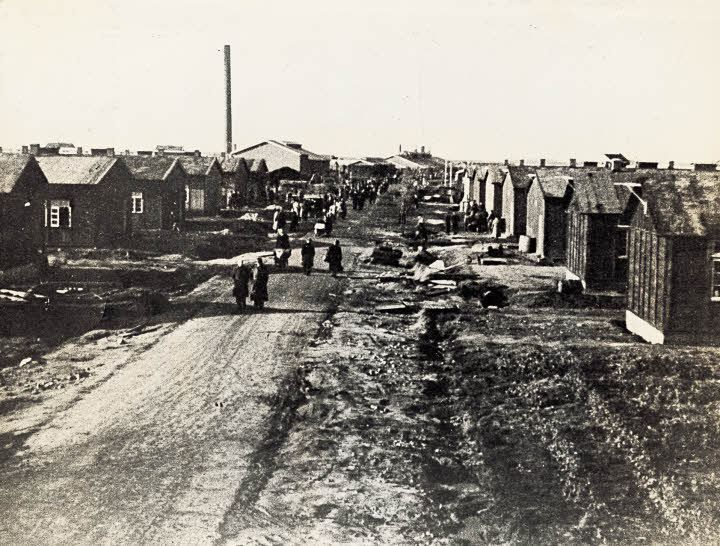Sadly enough Westerbork was established and built by  Dutch government as a refugee camp, in 1939, financed partly by Dutch Jews, to absorb fleeing Jews from Nazi Germany. The Jewish refugees were housed after they had tried to escape Nazi terror in their homeland.