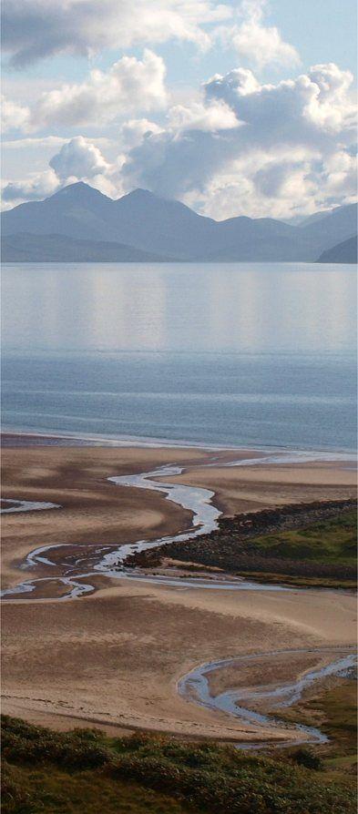 Beach View Applecross Scotland