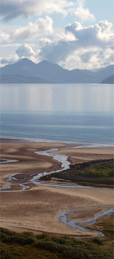 Beach View Applecross Scotland