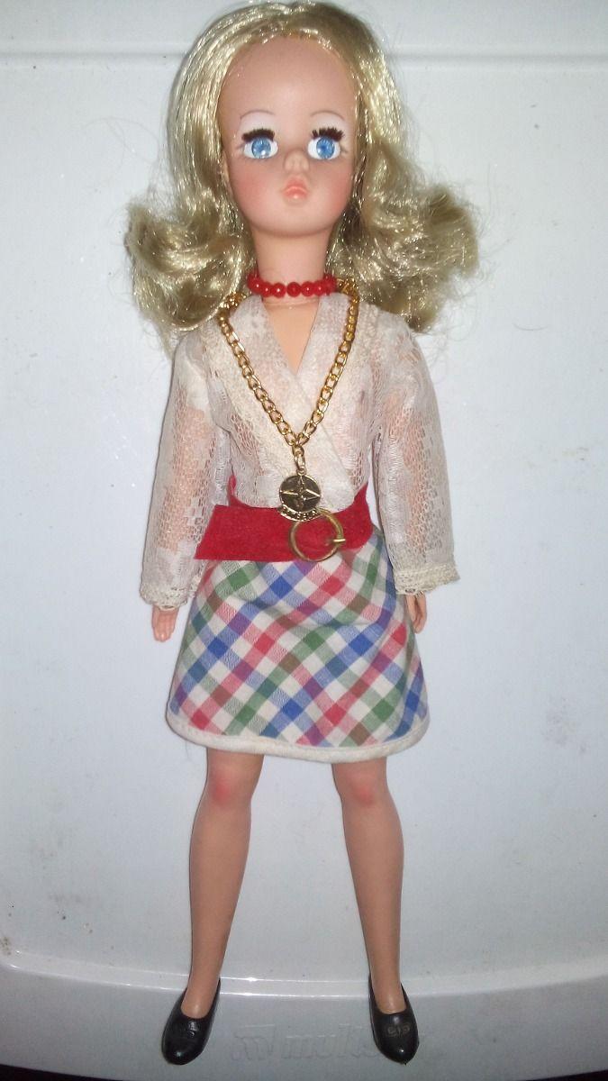 Susi - Boneca Antiga Estrela - Anos 70 - R$ 850,00 no MercadoLivre