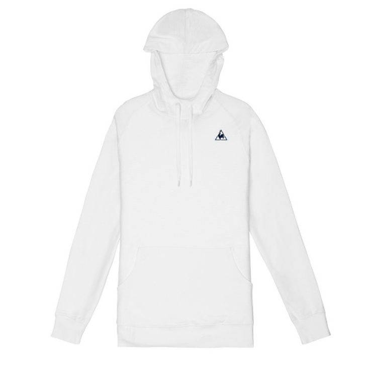 Tricolores Absolute Hoodie in White