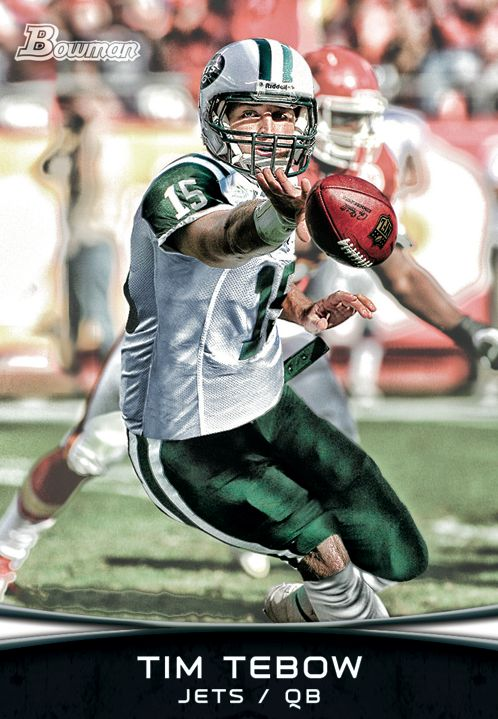 Tim Tebow- NY Jets Football , He will do great things! Just Wait.