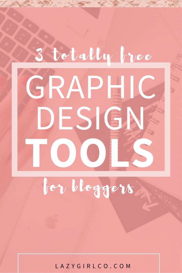 Top 3 free graphic design software for bloggers for 2017
