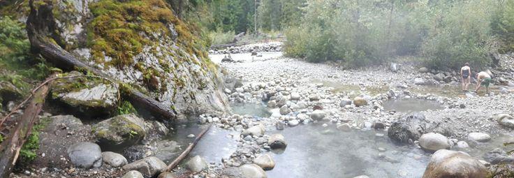 Halfway River Hotsprings