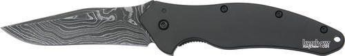 Special Offers - Kershaw Knives 1840CKTDAM Damascus Shallot A/O Linerlock Knife with Black Tungsten DLC Coated 410 Stainless Handles - In stock & Free Shipping. You can save more money! Check It (May 26 2016 at 01:43PM) >> http://huntingknivesusa.net/kershaw-knives-1840cktdam-damascus-shallot-ao-linerlock-knife-with-black-tungsten-dlc-coated-410-stainless-handles/