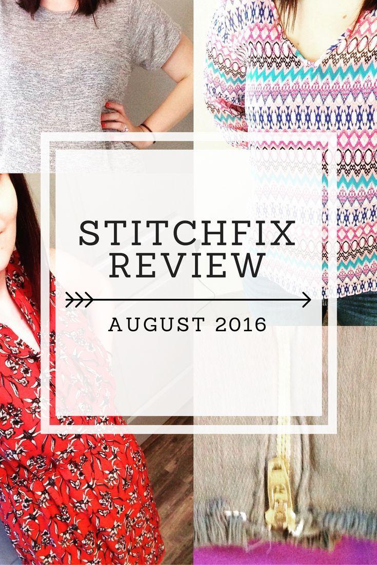Stitchfix Review August 2016 at http://blossomandbreathe.com