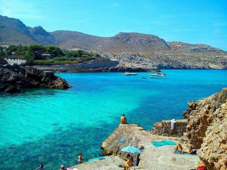 Cala San Vicente - #Mallorca - Spain