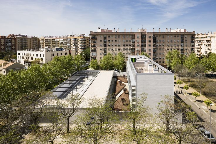 Galería - Residencia Universitaria en Sevilla / Donaire Arquitectos + SSW Arquitectos - 3