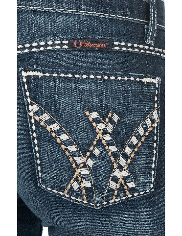 Wrangler The Ultimate Riding Jean Women's Shiloh Boot Cut Jean | Cavender's