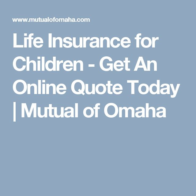 Life Insurance Quote Online: Mutual Life Insurance On Pinterest