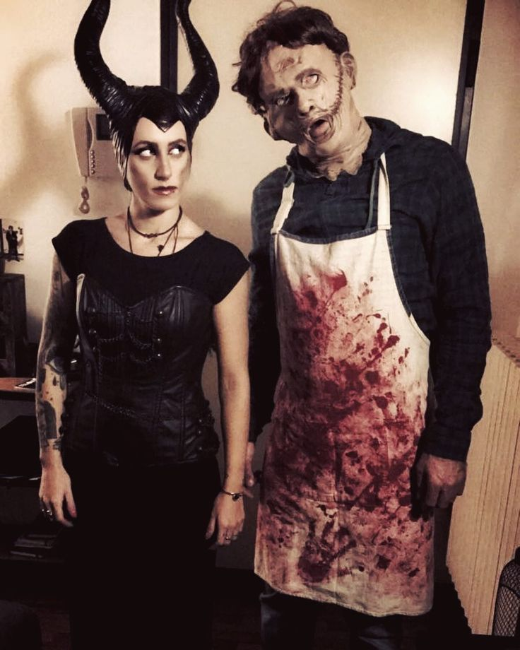 Scary zombie couple costume , 26 Best EVER Halloween