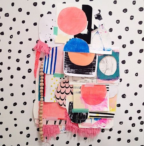 beautiful paper scraps | ashley goldberg