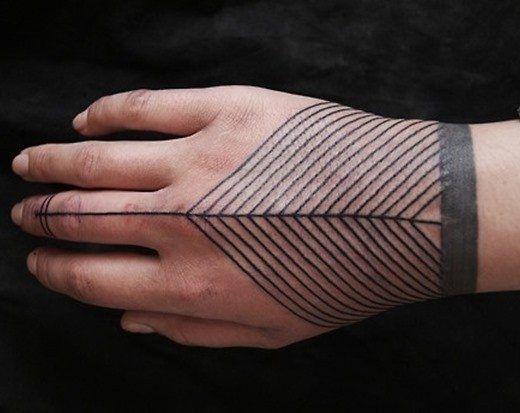 Stilvolle Kleine Hand Tattoo Designs 3d Random Acts Of Crazy