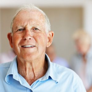 Manly Pastimes Rule at Senior Living Facilities. Find out what males seniors like to do for fun!