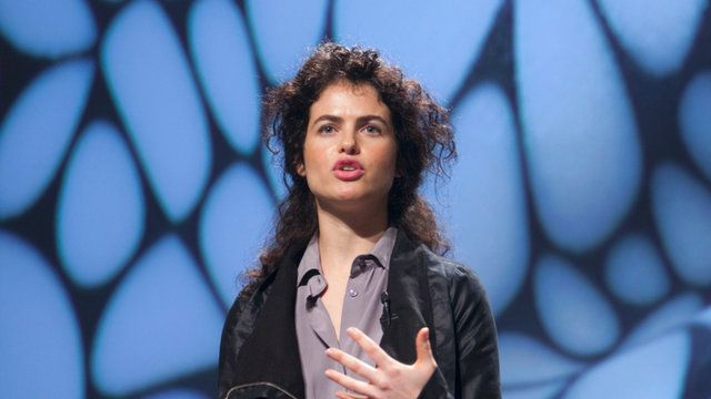 """Neri Oxman:  On Designing Form by PopTech. Architect Neri Oxman is the founder of MATERIALECOLOGY, an interdisciplinary design initiative expanding the boundaries of computational form-generation and material engineering.  Named one of Fast Company's """"100 Most Creative People in Business,"""" Oxman investigates the material and performance of nature in an effort to define form itself."""