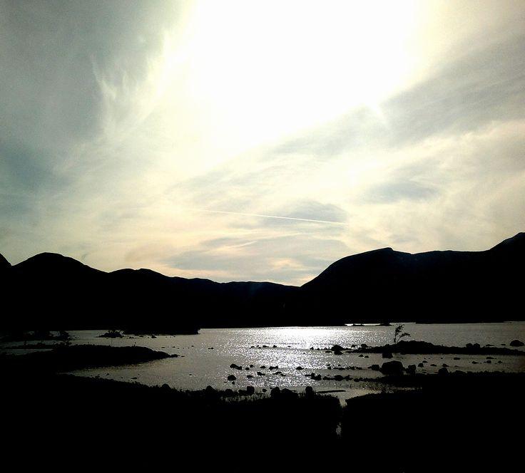 somewhere in scotland...