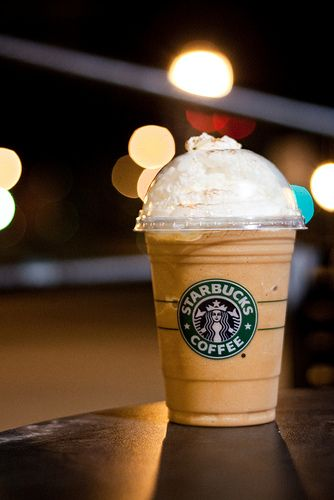 Pumpkin Spice Frappuccino Starbucks Winter Fall drink