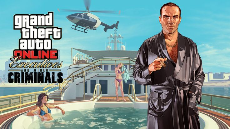 Trailer Analysis: GTA Online Executives And Other Criminals