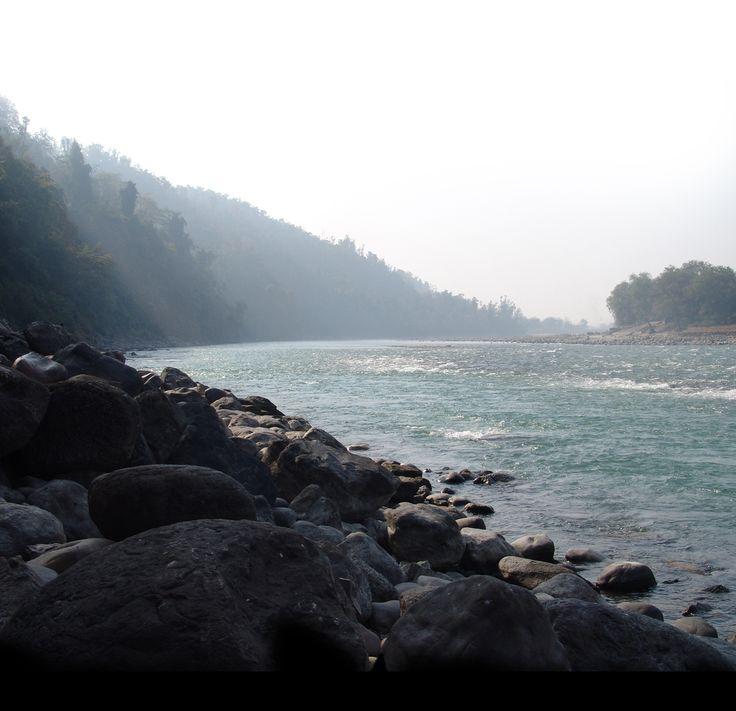 website for Parmarth Niketan Ashram in Rishikesh India