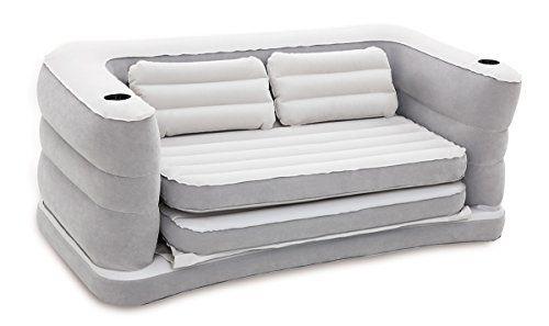 Bestway - Sofá - cama hinchable doble, 200 x 160 x 64 cm ✿ ▬► Ver oferta: https://cadaviernes.com/ofertas-de-colchon-sofa-cama/