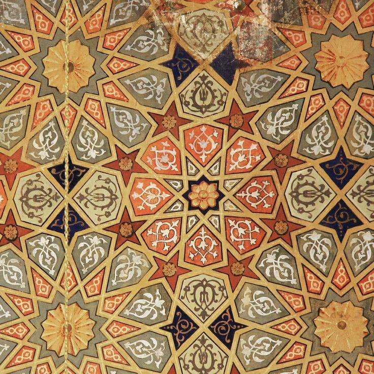 islamic pattern arabesque