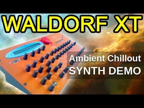 Waldorf Microwave XT synth demo - playing ambient chillout space music & relaxing meditation music on Microwave XT wavetable synth from Waldorf.   ► SUBSCRIBE TO MY CHANNEL FOR NEW DEMOS & MUSIC http://www.youtube.com/subscription_center?add_user=synth4ever  ► Buy Music: http://synth4ever.bandcamp.com  ► Connect: http://www.synth4ever.com http://www.facebook.com/synth4ever.music http://www.soundcloud.com/synth4ever http://www.youtube.com/synth4ever http://www.twitter.com/synth4ever