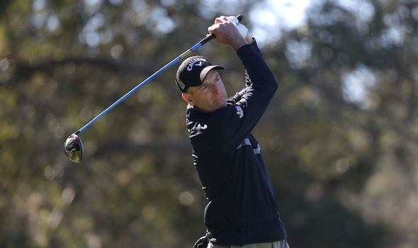 Jim Furyk set to be named Team USA captain for 2018 Ryder Cup ahead of Fred Couples