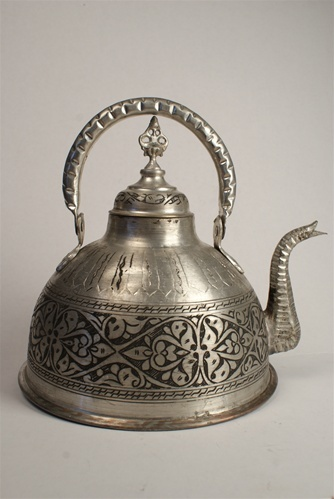 Practical - Turkish Tinned Copper Teapot, previously available from The Loaded Trunk
