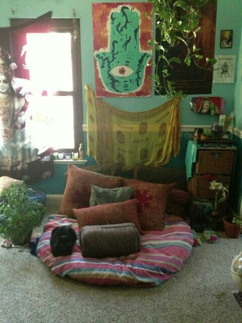 17 best ideas about hippie living room on pinterest