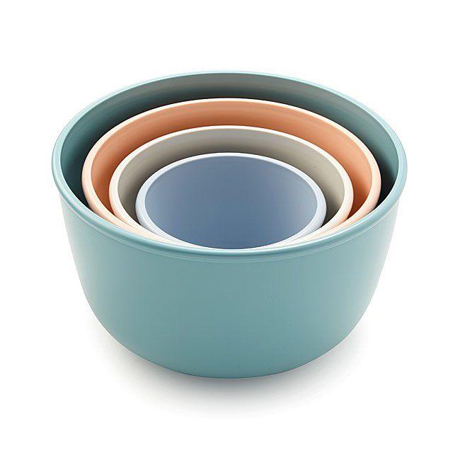 Nesting Prep & Serve Bowls | Unique Kitchenware; Wedding Gifts | UncommonGoods