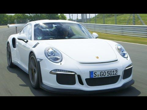 VIDEO: Tearing up the Track in a 2016 Porsche 911 GT3 RS - improving upon near perfection //