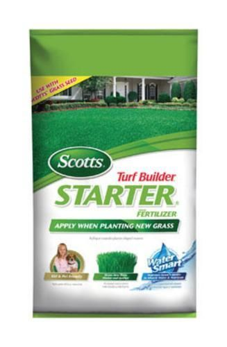 Scotts 21605 Turf Builder Starter Fertilizer, 5M