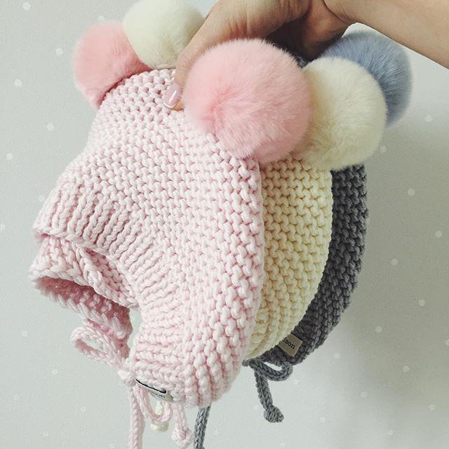 WEBSTA @ dasharichardson.knits - МеховУХИ