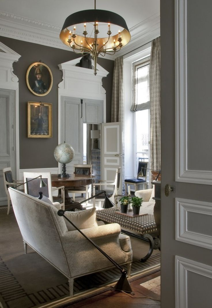 Located in a Georgian townhouse in Clerkenwell, London, with interiors designed by Jump Studio, the Modern Pantry encompasses several dining areas, a cafe and food shop. Description from pinterest.com. I searched for this on bing.com/images